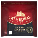 CATHEDRAL CITY Ser Cheddar Extra Mature - kawałek 200 g