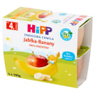 HIPP Owocowa Chwila Apple&Banana - after 4 months BIO 400 g