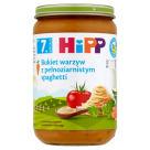 HIPP Bukiet warzyw z pełnoziarnistym spaghetti - po 7 miesiącu BIO 220g