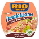 RIO MARE Insalatissime Sałatka z tuńczykiem, kus kus i warzywami 160g