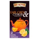 BIG-ACTIVE Earl Grey&Citrus Black Tea 20 Bags 40g