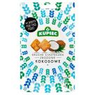 KUPIEC Kruche ciasteczka zbożowe kokosowe 50g