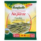 BONDUELLE Przygotowane na parze Fasolka szparagowa zielona cała mrożona 450g