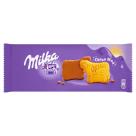MILKA Choco Mooo Ciastka oblane czekoladą mleczną z mleka alpejskiego 120g