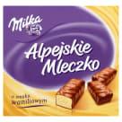 MILKA Chocolates Alpine vanilla milk 330g