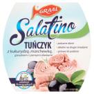 GRAAL SALANTINO Tuna with Black Olives 160g