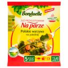 BONDUELLE Przygotowane na parze Warzywa na patelnię polskie 400g