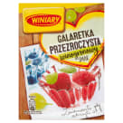 WINIARY Jelly transparent grape flavor 71g