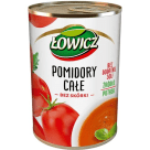 ŁOWICZ Whole Tomatoes 400 g