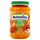 BOBOVITA Obiadek Turkey with herbs with vegetables - after 8 months 190 g