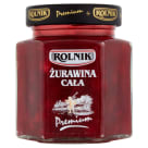 ROLNIK Premium Whole Cranberry 300 g