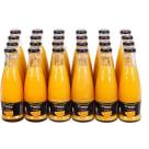 CAPPY Sok pomarańczowy 100% (szkło) cena zawiera 0,30 zł kaucji za but 6l