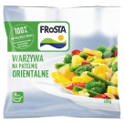 FROSTA Warzywa na patelnię Frozen Caribbean mix of vegetables with sauce 400 g