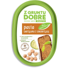 Z GRUNTU DOBRE Past wegetable with chickpeas 190 g