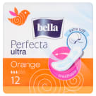 BELLA PERFECTA Podpaski Ultra Orange 12 szt 1 szt