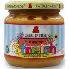 ZWERGENWIESE Sugar-free Sunflower Paste with Tomatoes for Kids BIO 180 g