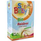 BABY SUN Rice porridge BIO - after 4 months 250g