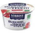 SOBBEKE Yoghurt with raspberry BIO 200g