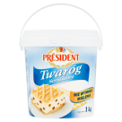 PRESIDENT Cream Cottage (bucket) 1 kg