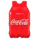 COCA-COLA Fizzy Drink 4l