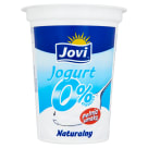 JOVI Natural Yoghurt 0% Fat 370 g