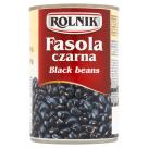 ROLNIK Fasola czarna konserwowa 425ml
