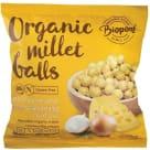 BIO PONT Millet cheese and onion gluten-free crisps BIO 75g