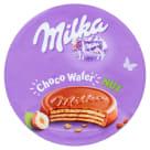 MILKA Choco Wafer Wafelek z kremem orzechowym 30g