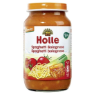 HOLLE Spaghetti bolognese dinner - after 8 months BIO 220g