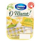 LISNER Sałatka jajeczna ze szczypiorkiem + widelczyk 140g