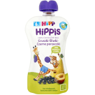 HIPP HiPPiS Pears-Plums-Black Currant Fruity Mushroom after 6 months 100 g
