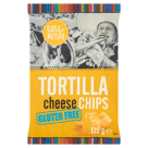 CASA DE MEXICO Tortilla chips Cheese bezglutenowe 125 g
