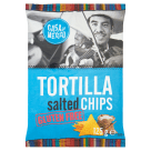 CASA DE MEXICO Tortilla chips Salated bezglutenowe 125 g