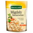 BAKALLAND Peeled Almonds 100g