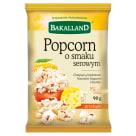 BAKALLAND Popcorn serowy 90g