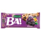 BAKALLAND BA! Baton zbożowy z śliwkami i polewą kakaową 40g