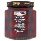 ROLNIK Premium Śliwki węgierki w occie 560ml