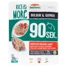 MONINI Rice&More A composition of bulgur and quinoa 250 g