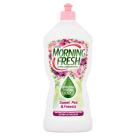 MORNING FRESH SUPER CONCENTRATE Płyn do mycia naczyń Sweet Pea&Freesia 900ml