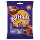 WAWEL Tofflairs Karmelowo-czekoladowy Pomadki mleczne niekrystaliczne 120g
