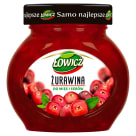 ŁOWICZ Cranberry for meat and cheese 230 g