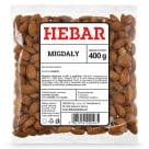 HEBAR Almonds 400g