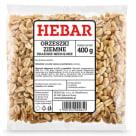 HEBAR Roasted unsalted peanuts 400g