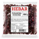 HEBAR Cranberry 400g