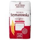 POLSKIE MŁYNY Mąka pszenna Szymanowska typ 480 1kg