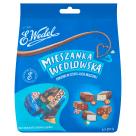 WEDEL Mieszanka Wedlowska Mieszanka Wedlowska - cukierki w mlecznej czekoladzie 356g