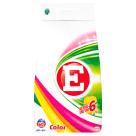 E Active Plus Color Washing powder colored clothes 4.2kg