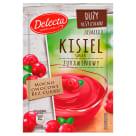 DELECTA Kisiel smak żurawinowy 58g