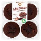 DAN CAKE Mufinki czekoladowe 300g