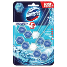 DOMESTOS Power 5 Kostka toaletowa Duo Ocean (2x55g) 1 szt
